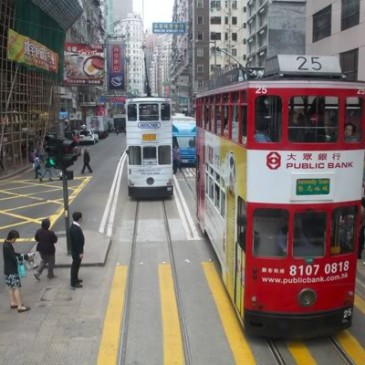 Hong Kongin vimpat päivät