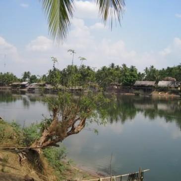 Thaimaan eri kohteista + vähän Laosista