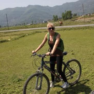 Ajanviettoa Pokharassa