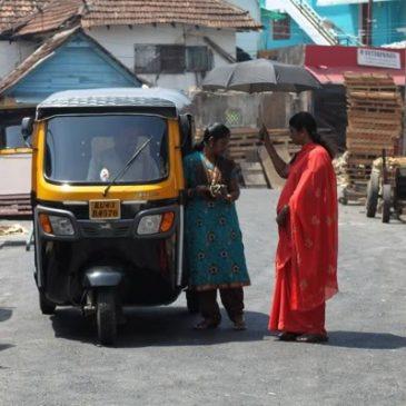 Intia reppureissaajalle