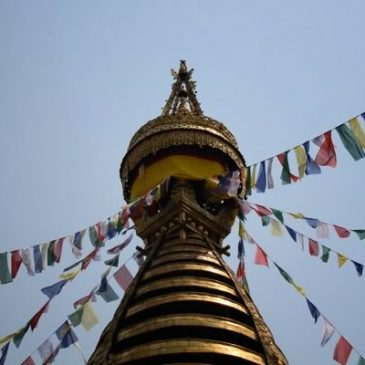 "Swayambhu – ""Monkey Temple"""