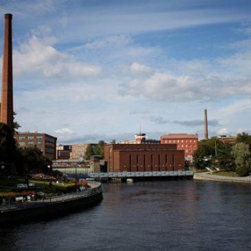 Tampere ja Chilifest 2012