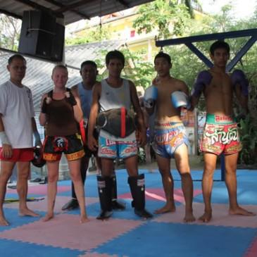 Muay Thai – treenaaminen Thaimaassa