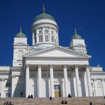 Matkustaisitko sinä Suomeen?