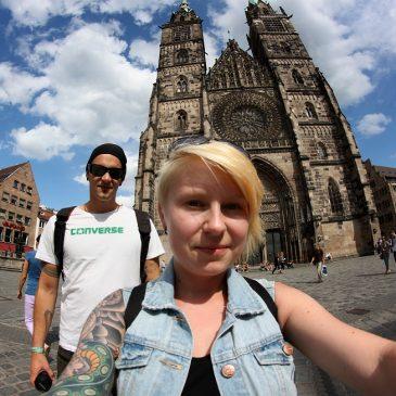 Nürnberg, Saksa