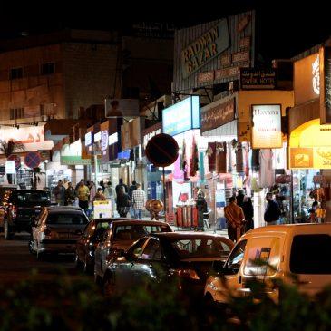 Aqaba, Jordania