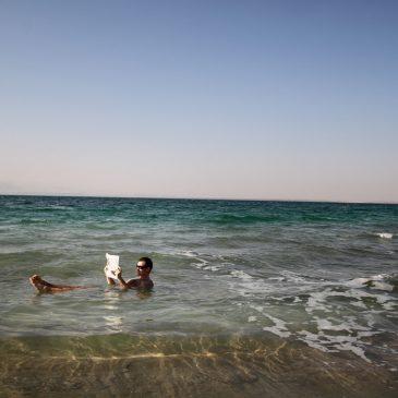 Retki Kuolleellemerelle