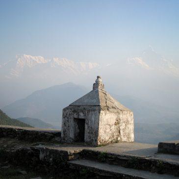 Patikointia Nepalissa