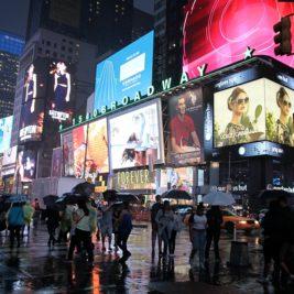 Päivä Manhattanilla