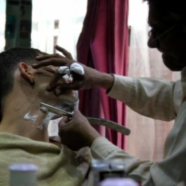 Varanasi, Intia 11.4.2012
