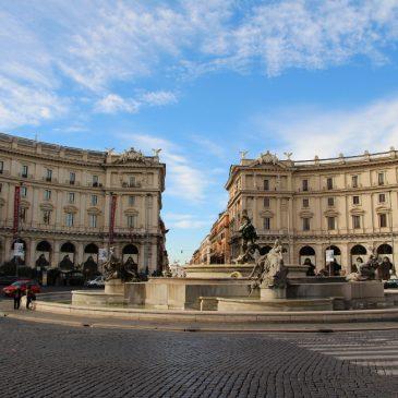 Huomioita Roomasta