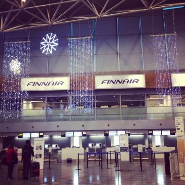 IG Travel Thursday: Helsinki-Vantaa kulissien takana