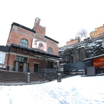 Korkeakülttüüria Tukholmassa