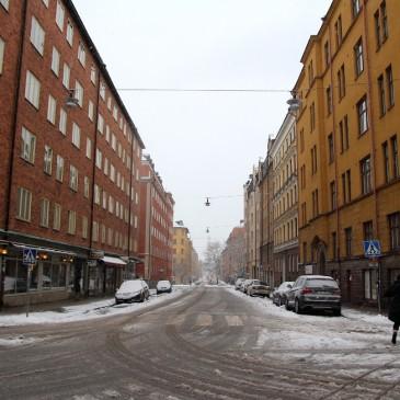 Seikkailemassa Södermalmilla