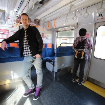 Junalla Japanissa – Japan Rail Pass