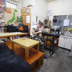 Hostellielämää Tokiossa