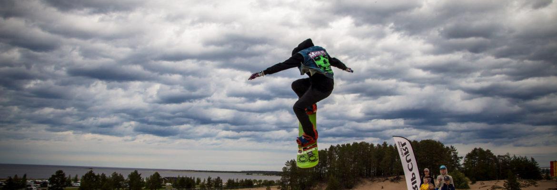 Urheilumatkailua parhaimmillaan – Kalajoki X-Games 2015