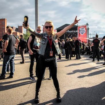 Hevikansan kesäleiri – Tuska Open Air Metal Festival