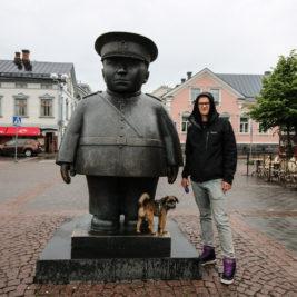 Kohti Pohjoista koiran kanssa