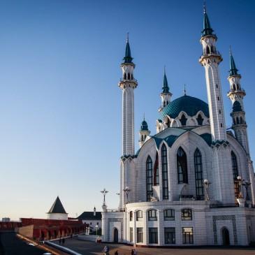 Ensikosketus Venäjään – Kazan, Tatarstan