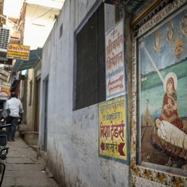 Varanasi, kuoleman kaupunki
