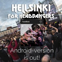 Hellsinki for Headbangers nyt Androidilla