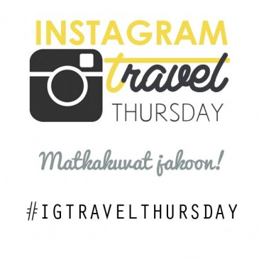 IG Travel Thursday: Vuosi 2015 metallimatkaajan silmin