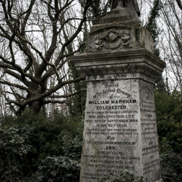 Lontoon hautausmaat: Highgate Cemetery