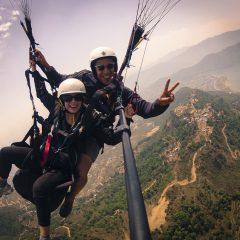 Muistoja Nepalista: Pokhara 24.4.2012