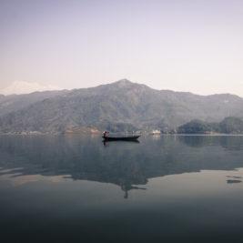 Muistoja Nepalista: Pokhara 21.4.2012