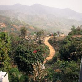 Muistoja Nepalista: Bandipur 1.5.2012