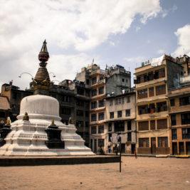 Muistoja Nepalista: Kathmandu 8.5.2012