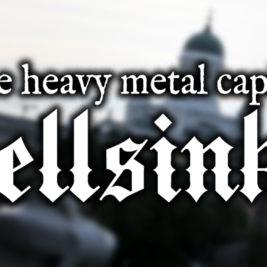 Hellsinki for Headbangers – metallimatkaajan opas uudistuu