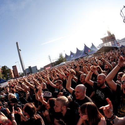 Vuoden festarikohokohta – Tuska Festival 2016