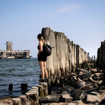 Gdynian erikoisin nähtävyys – Babie Dołyn torpedoasema