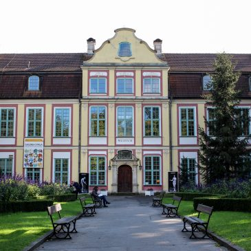 Oliwa, yksi Gdanskin kauneimmista