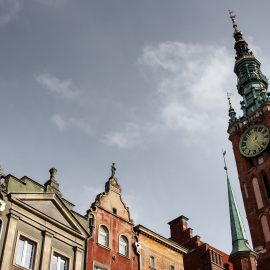 Päivä Gdańskissa