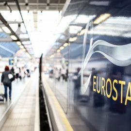 Eurostarin kyydissä Pariisista Lontooseen