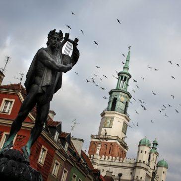 Minireissu Poznańiin