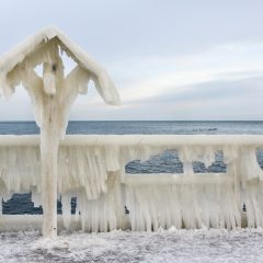 Talvi tuli Gdyniaan