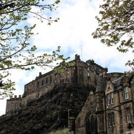 Budjettimatkailijan ensipuraisu Edinburghiin