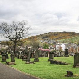Hautaturistin Edinburgh