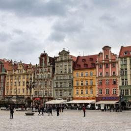 Keikkaviikonloppu Wrocławissa