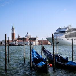 Venetsia, turistien kaupunki
