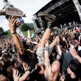 Metallifestareilla Sloveniassa – MetalDays 2017